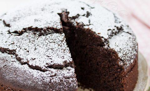 Torta Acqua E Cioccolato.Senza Latte Archives Ho Voglia Di Dolce