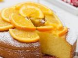 Torta all'arancia e yogurt sofficissima ricetta facile