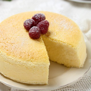 Cheesecake giapponese – Japanese cotton cake