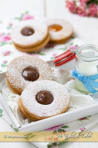biscotti di pasta frolla ricetta facile e veloce
