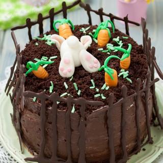 Torta coniglietto di Pasqua