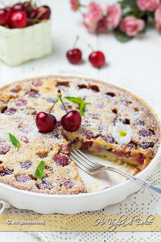 Clafoutis-alle-ciliegie-ricetta-veloce