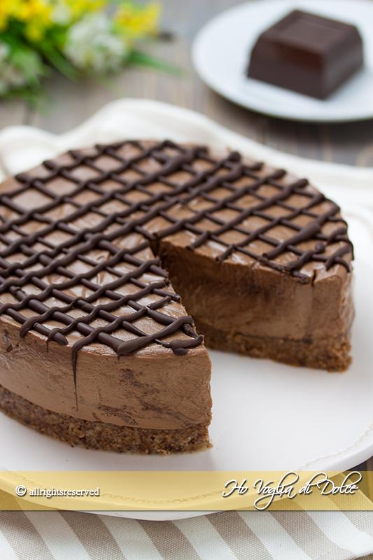 cheesecake-al-cioccolato-senza-cottura-ricetta
