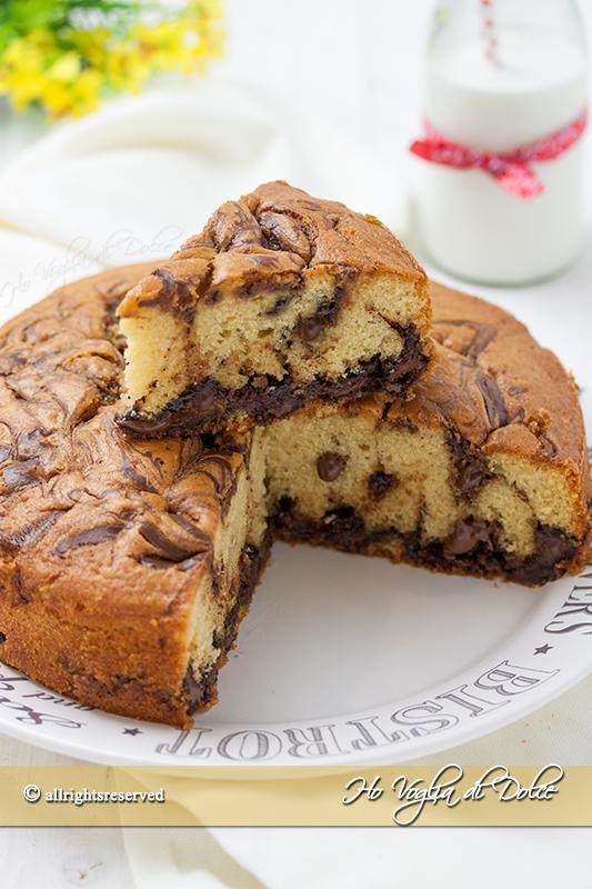 Torta-alla-Nutella-marmorizzata-e-morbida-ricetta