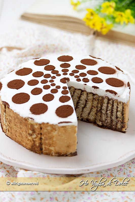 Super Torta di biscotti e budino ricetta | Ho Voglia di Dolce KZ11