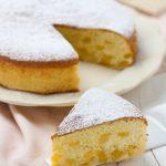 torta di pesche senza burro e olio ricetta