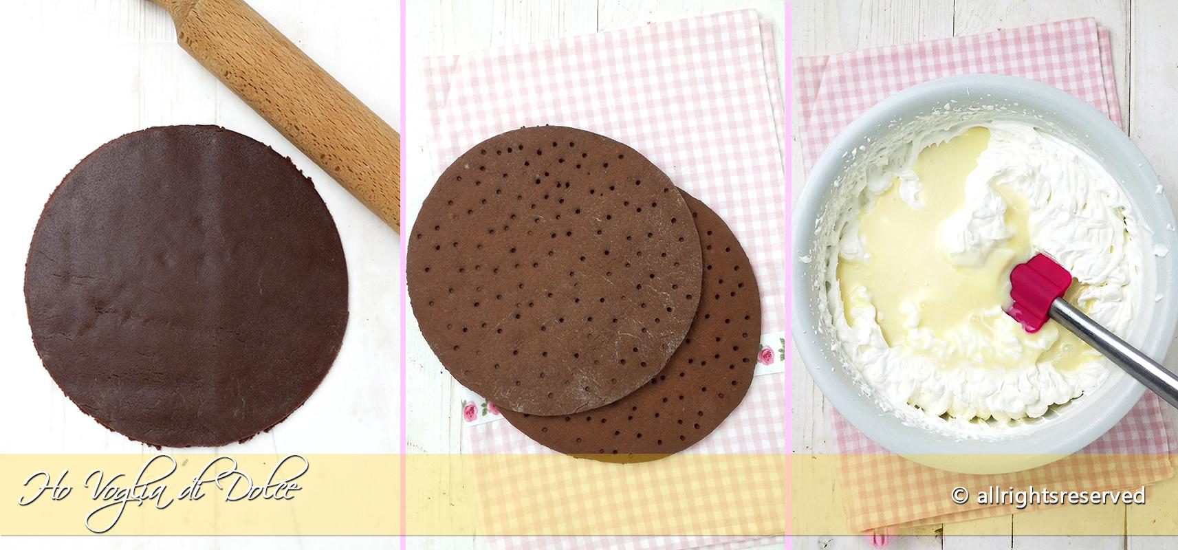 Ricetta torta gelato con gelatiera