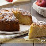 Torta di mele e yogurt sofficissima ricetta