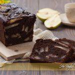 plumcake pere e cioccolato ricetta facile