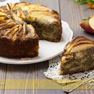 Torta di mele e grano saraceno ricetta senza glutine