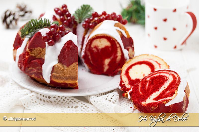 ciambella-red-velvet-marmorizzata-natale-ricetta