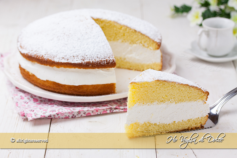 torta-paradiso-farcita-con-crema-al-latte-ricetta