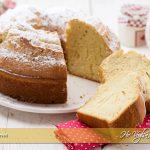 Ciambellone della nonna alto e sofficissimo ricetta facile