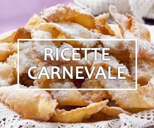 Ricette di Carnevale