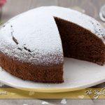 Torta margherita al cacao ricetta facile e veloce