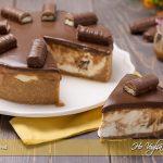 Cheesecake Twix ricetta passo passo | Ho Voglia di Dolce
