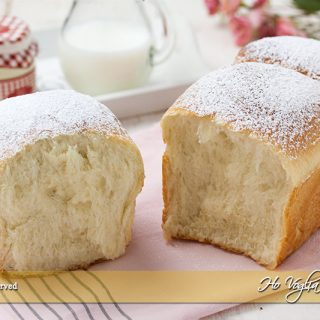 Pan brioche al latte