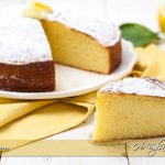 Torta al limone e yogurt