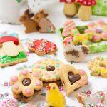 Biscotti di Pasqua decorati ricetta | Ho Voglia di Dolce