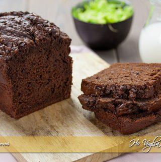 Plumcake cioccolato e zucchine
