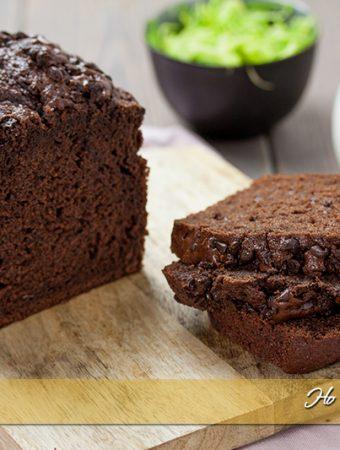 Plumcake cioccolato e zucchine ricetta veloce | Ho Voglia di Dolce