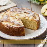 Torta 12 cucchiai alle mele ricetta | Ho Voglia di Dolce