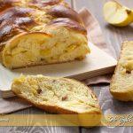 Pan brioche alle mele morbido ricetta | Ho Voglia di Dolce