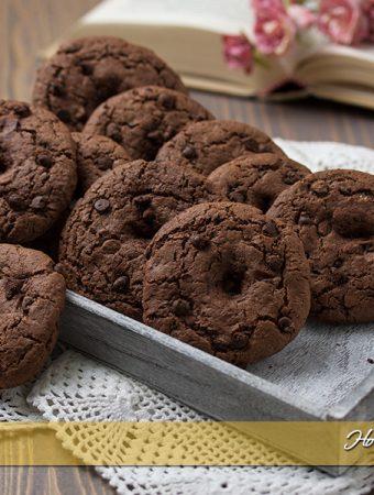 Biscotti al cacao da inzuppo ricetta | Ho Voglia di Dolce