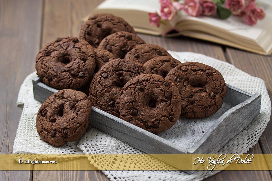spesso Biscotti al cacao da inzuppo ricetta | Ho Voglia di Dolce OB41