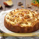 Torta di mele con farina integrale ricetta | Ho Voglia di Dolce