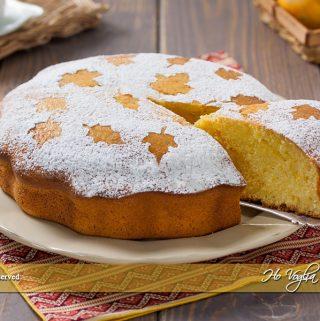 Pan di mandarino ( Torta di mandarini frullati)