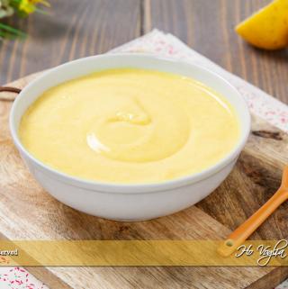 Crema pasticcera senza uova ricetta facile | Ho Voglia di Dolce