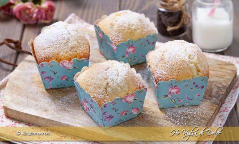 Ricetta Muffin Velocissimi.Muffins E Cupcakes Archives Ho Voglia Di Dolce