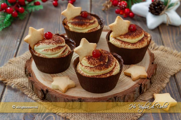 Cestini Di Cioccolato Con Crema Al Mascarpone