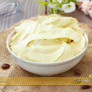 Crema al mascarpone e pistacchio