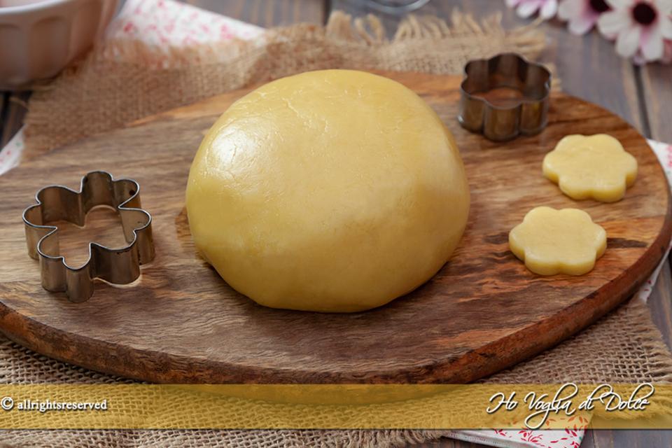 Ricetta Pasta Frolla Impastata A Mano.Pasta Frolla Senza Burro Per Biscotti E Crostate Ricetta Ho Voglia Di Dolce
