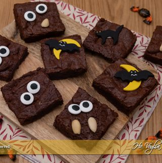Brownies di Halloween