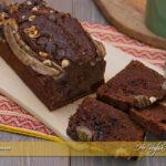 Banana bread al cioccolato ricetta facile | Ho Voglia di Dolce