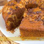 Ciambella alla zucca noci e cioccolato ricetta   Ho Voglia di Dolce